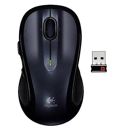Mouse Wireless Logitech M510 1000DPI - Logitech