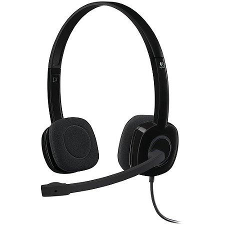 Headset Stereo H151 - Logitech