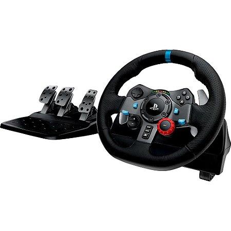 Volante Logitech Driving Force G29 para PS3 PS4 PC - Logitech
