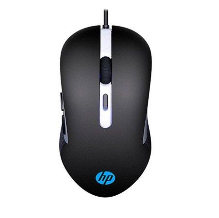 Mouse Gamer HP Gaming G210 Rgb 6 Botões 2400 Dpi - HP