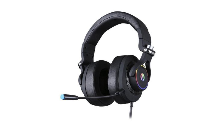 Headset Gamer HP H500GS, 7.1 Som Surround, Drivers 50mm - HP