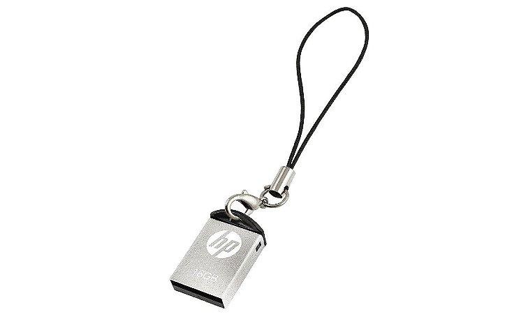 Pen Drive Mini  HP, USB 2.0 V222W 16Gb - HP