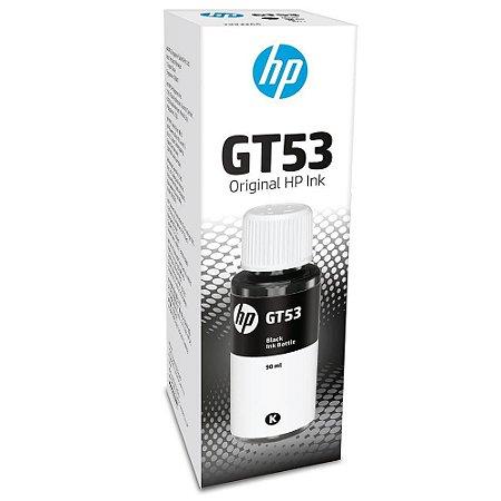 Refil de Tinta HP Preto - GT53 - HP