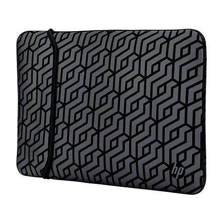 "Capa Sleeve Reversível para Notebook 14"" Preto/Cinza 2TX16AA#ABL - HP"