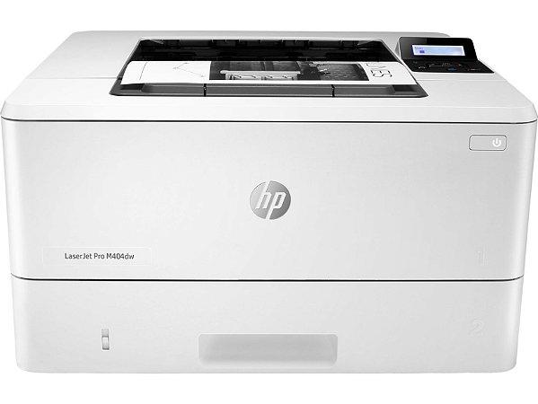 Impressora HP LaserJet Pro M404dw - HP