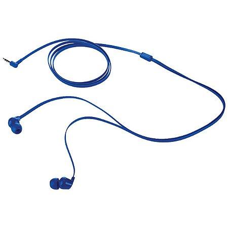 Fone de Ouvido Intra Auricular H100 Azul - HP
