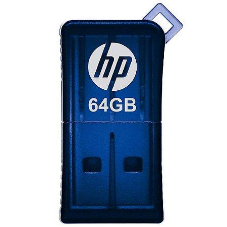 Pen Drive 64gb USB2.0 Mini V165W - HP