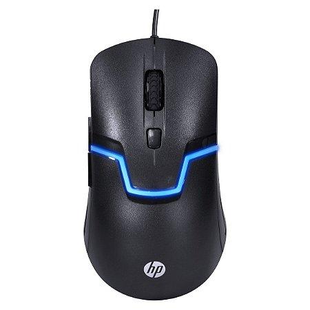 Mouse Gamer HP M100S Black - HP