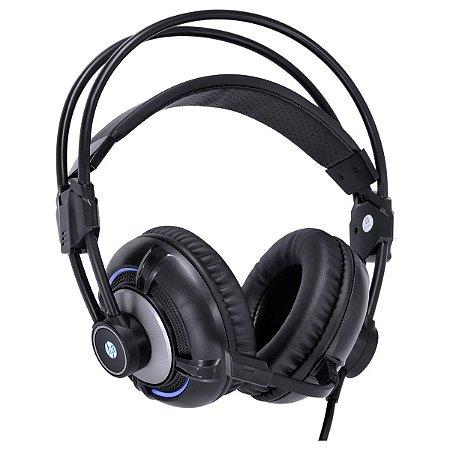 Headset Gamer HP H300 Black - HP