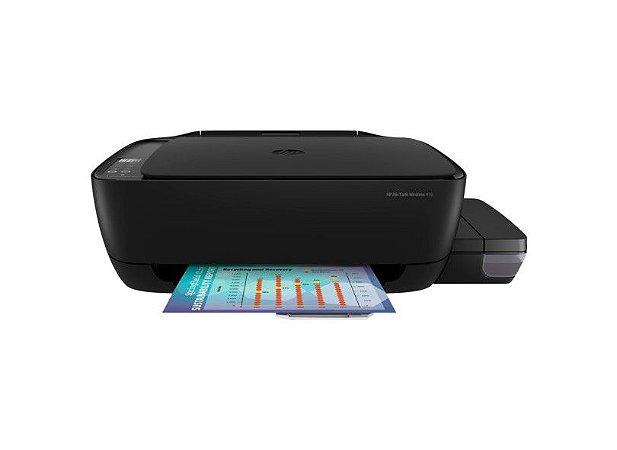 Impressora Multifuncional HP 416 Ink Tank Wireless - HP