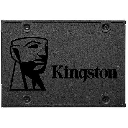 "SSD Kingston 240gb A400 Sata 3 2,5"" SA400S37/240G - Kingston"