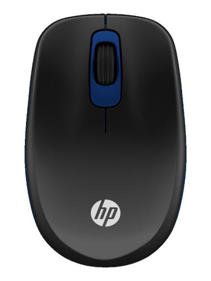 Mouse HP Z3600 Sem Fio Preto - HP