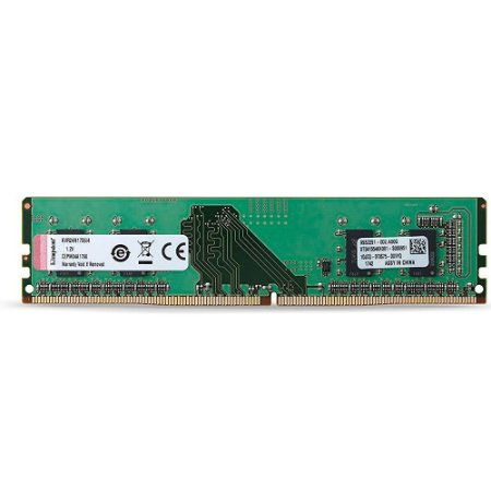 Memória Ram 4gb DDR4 2400mhz KVR24N17S6/4 Desktop - Kingston