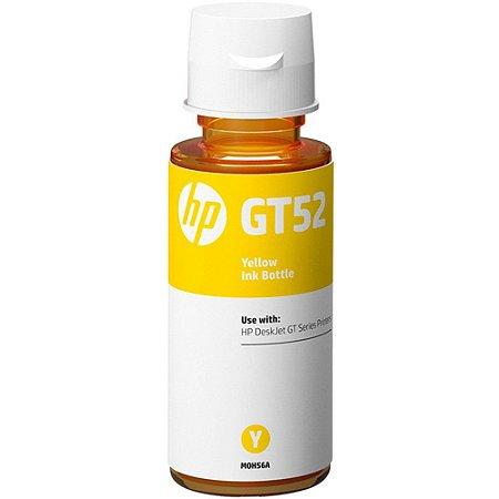 Garrafa de Tinta HP Inc GT52 Amarelo (M0H56AL) - HP