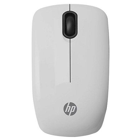 Mouse sem fio Z3200 branco HP