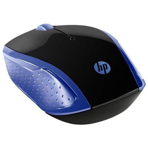 Mouse sem Fio X200 OMAN Azul - HP