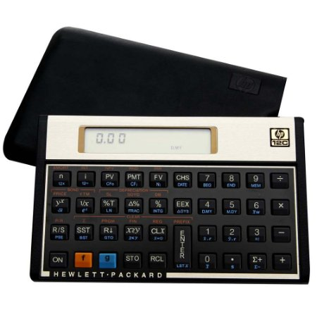 Calculadora Financeira HP12C Gold - HP