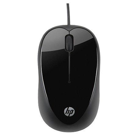 Mouse Óptico Laser HP X1000 Com Sensor - HP