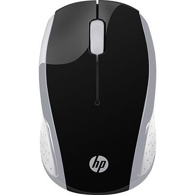 Mouse s/ Fio X200 OMAN Cinza - HP