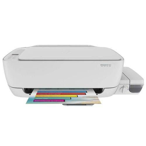 Multifuncional Tanque de Tinta HP DeskJet GT 5822 Branco - HP