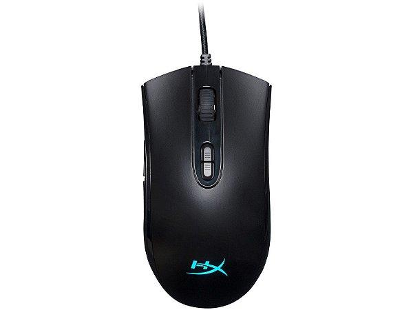 Mouse Gamer Pulsefire Core 6200DPI RGB HX-MC004B - Hyperx