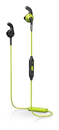 Fone de Ouvido Bluetooth esportivo Philips SHQ6500CL/00 ActionFit - Philips