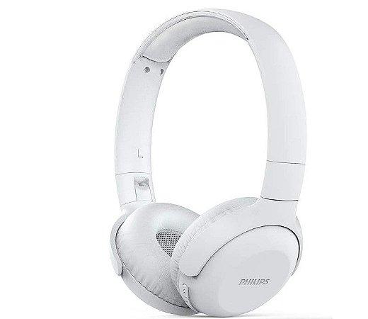 Headphone Bluetooth com Microfone Branco TAUH202WT/00 BT - Philips