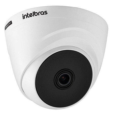 Camera Dome para Sistema de Segurança VHL 1220 D, Full HD 1080p, HDCVI 20m Infravermelho - Intelbras