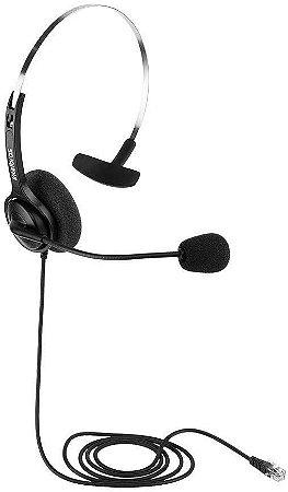 Headset CHS40 RJ9 - Intelbras