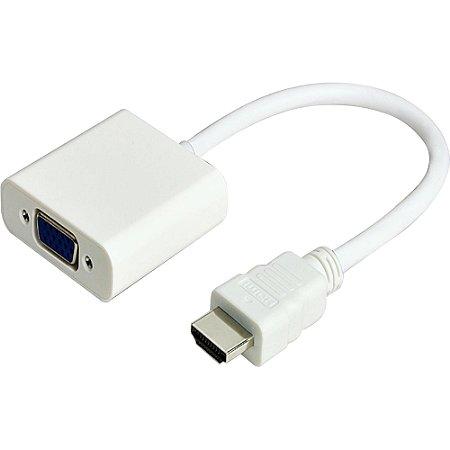 Conversor HDMI M X VGA F Com Áudio Storm Tech ADAP0038 - Storm