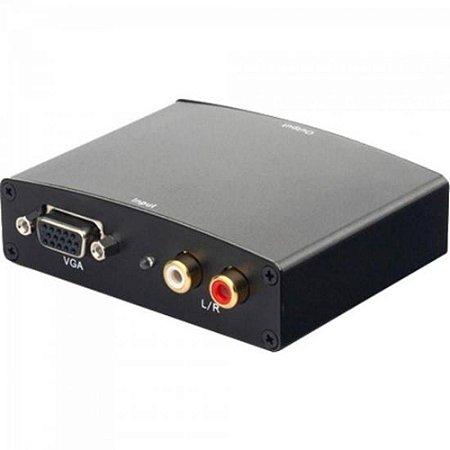 Conversor Storm VGA Para HDMI - Storm
