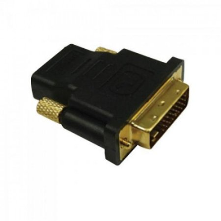 Adaptador DVI M 24+1 x HDMI F - Storm