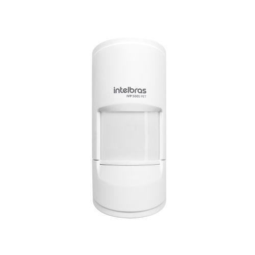 Sensor Intelbras IVP 5001 Pet, Infravermelho Passivo 12Mt, Pet Shield 20Kg - Intelbras