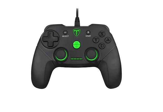 Controle Gamer T-Dagger, Aries Switch/PC/PS3 T TGP500 - T-Dagger