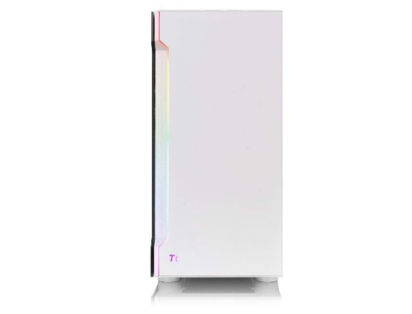 Gabinete H200 Rgb Snow Edtition CA-1M3-00M6WN-00  Branco - Thermaltake