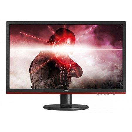"Monitor AOC Gamer Sniper 24"" LED Full HD G2460vq6  Hdmi  Multimidia 75hz 1ms - AOC"