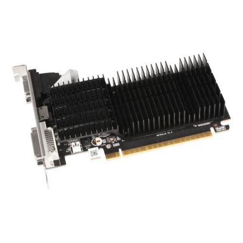 Placa de Vídeo Galax GeForce GT 710 1GB DDR3 64-bit HDMI/DVI-D/VGA 71GGF4DC00WG - Galax