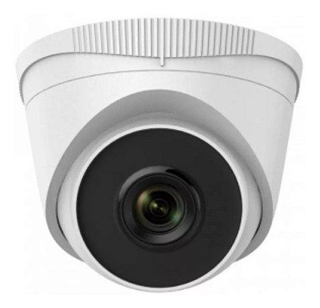Câmera Dome IP Hilook IPC-T121, 2MP, EXIR 30m, Externa, Poe, IP67, H264 DWDR - Hikvision