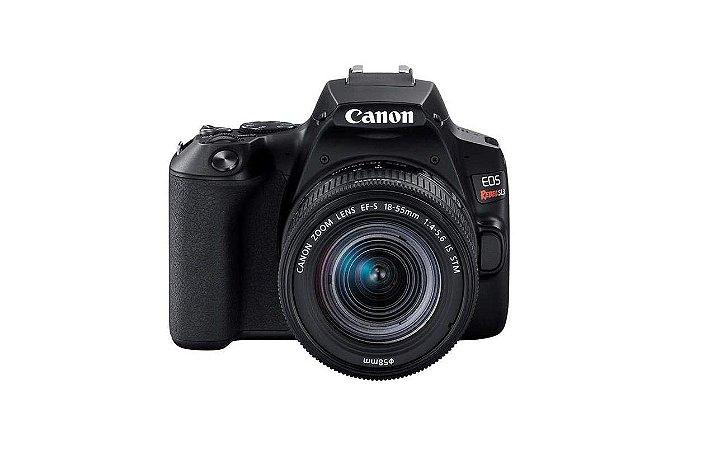 Câmera Digital Eos SL3 Lente 18-55mm - Canon