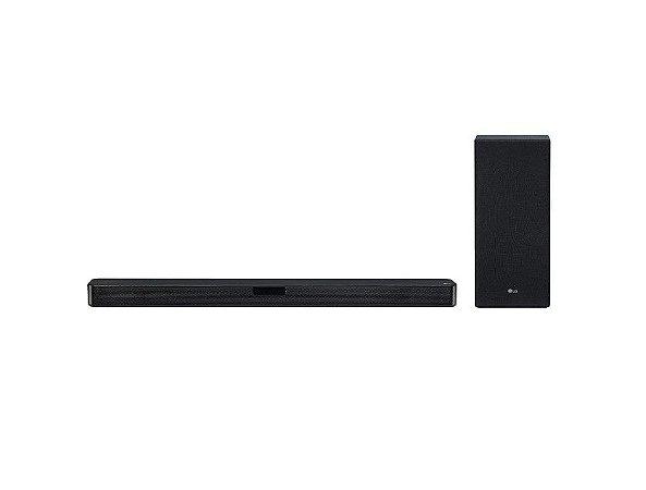 Soundbar SL5Y 400W Dolby Digital Wi-Fi Bluetooth MP3 - LG