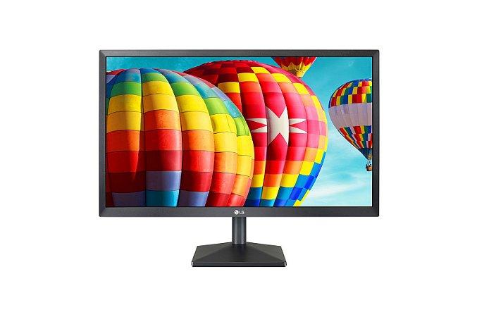 "Monitor LED 23,8"" LG 24MK430H-B IPS FHD HDMI D-SUB - LG"