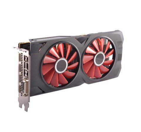 Placa de Vídeo Vga Amd Xfx Radeon RX 570 4gb Rs Xxx Ed Ddr5 1284Mhz - RX-570P4DFD6 - XFX