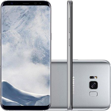 Smartphone Samsung Galaxy S8 Dual Chip 64GB 4G Câmera 12MP - Prata