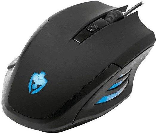 Mouse Gamer Evolut Lynx 3200Dpi 6 Botões EG-105 Rgb -  Evolut