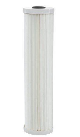 Refil Plissado Big 10 50 PF Hidro Filtros - Branco