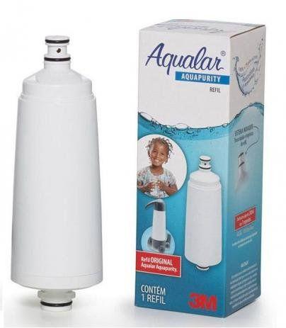 Refil Filtro para Purificador Aqualar 3M Aquapurity