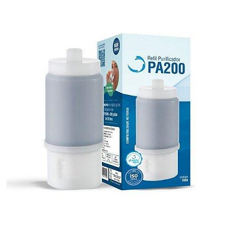 Refil compatível com aparelhos Planeta Água FIT200, FIT200 Premium, 3M Aqualar AP200, Original Aquaplus 20