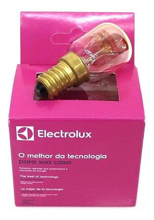 Lâmpada Forno E Fogão Electrolux E14 - 25w - 127V - ORIGINAL (GBF80000597EL)