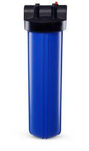 "Carcaça para Filtro de Água BIG 20"" - Rosca: 1.1/2"" (Vazia)"