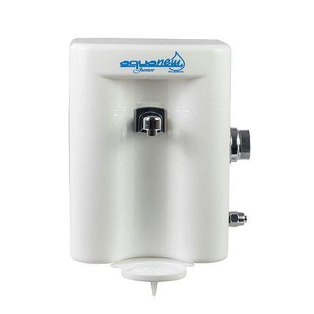 Purificador Ozonizador e Alcalinizador de Água AquaNew Ozon Junior - Branco